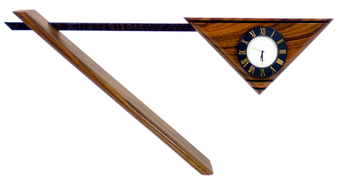 Teetering on excitement! – The Mikutowski Balance Clock is Back.