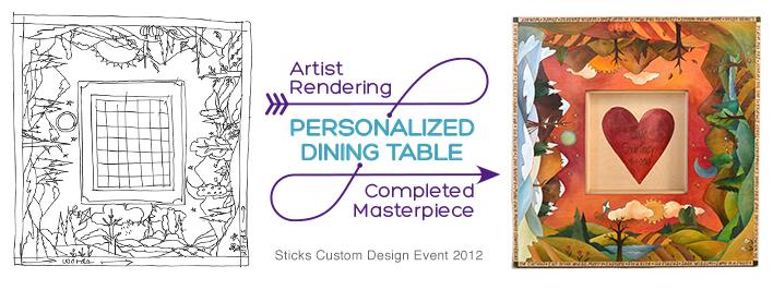 Sticks Custom Design Event 2013