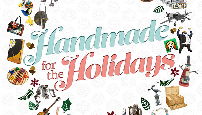 Handmade for the Holidays: 2014 Holiday Gift Guide is Here!