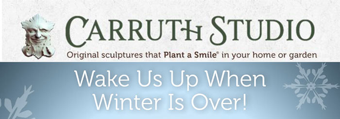 Even Winter Warms the Heart @ Carruth Studios!