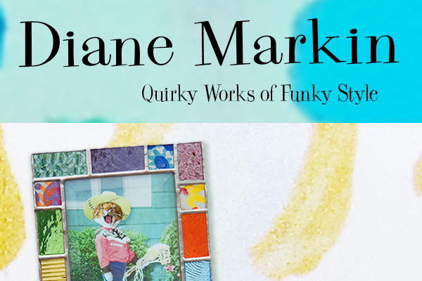 Fun New Photo Frames from Diane Markin!