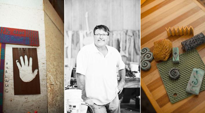Nothing is Un-Useable @ Ralph Garrett's Studio!