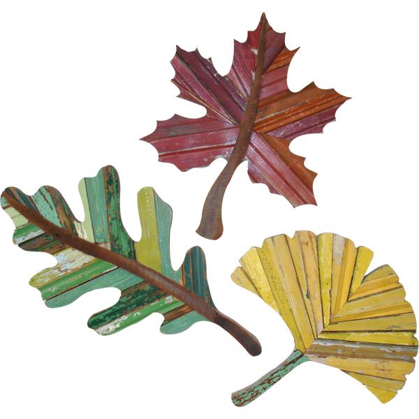 Dryads Dancing Fall Leaves