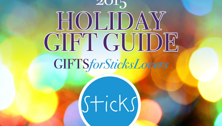The Perfect Gift for the Sticks Lover in your life is here!